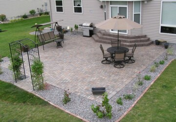 Easy and Affordable Ways to Transform Your Yard for Spring - yard, transform, spring, pot, paint, outdoors, lighting, garden, fence, color, bird feeder