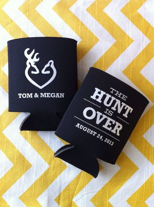How to Design Your Own Wedding Koozies? - wedding, party, koozies, koozie, decor