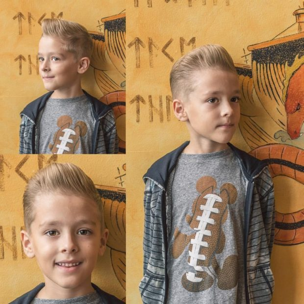 Amazingly Versatile Boys Haircuts to Try This Year - men, kids, haircut, fashion