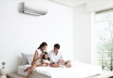 Know How Inverter Technology Works for Split Ac - tehnology, inverter, home, ac