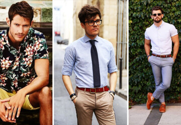 Summer Outfits For Men - Keeping It Cool And Classy - summer, style, shirt, prints, outfit, men, fashion, Elegant, classy