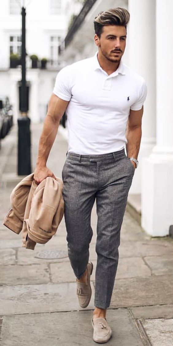 Summer Outfits For Men Keeping It Cool And Classy