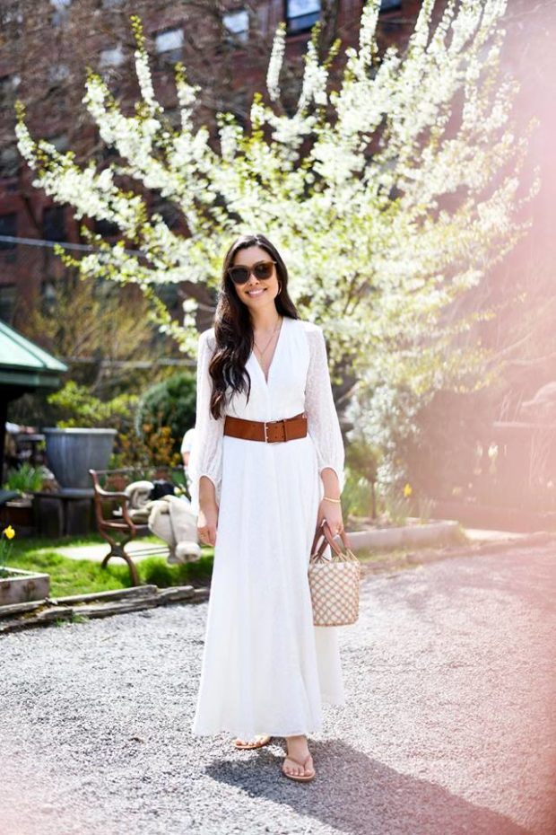 15 Stylish Maxi Dresses To Get You Through Spring And Into Summer