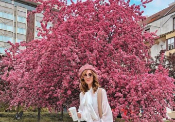 15 Romantic Outfits for Spring That Will Inspire You - spring street style, spring outfit ideas, romantic style