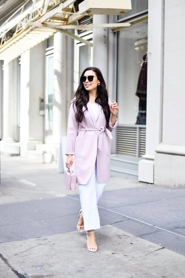 14 All White Outfit Ideas — Cute Outfits for Spring 2019