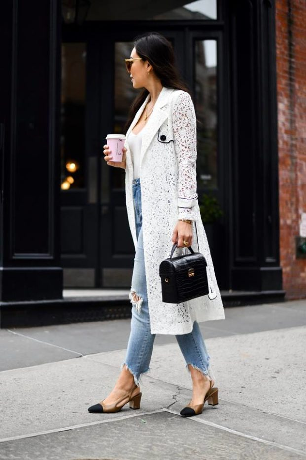 15 Spring Weekend Outfit Ideas We Want to Copy