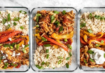Top 15 Meal-prep Chicken Recipes - Meal-prep Chicken Recipes, Meal Prep, Chicken Recipes, 15 Quick and Easy Chicken Recipes and Chicken Meal Ideas