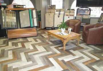 Flooring Trends to Consider for 2019 - wood floor, trends, medallions, Herringbone, Flooring Trends, floor, 2019