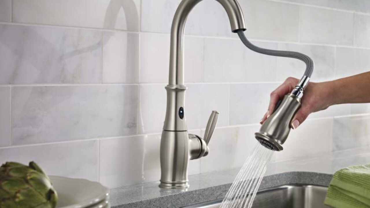 3 Benefits Of A Touchless Kitchen Faucet