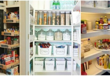 Pantry Organization Ideas and Tricks - Pantry Organization Ideas and Tricks, Pantry Organization, Pantry Ideas, Pantry, Kitchen Pantry Ideas