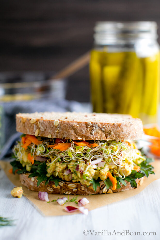 15 Easy and Healthy Vegan Packed Lunch Recipes - vegan recipes, Vegan Packed Lunch Recipes, Vegan lunch Recipes, packed lunch, lunch ideas