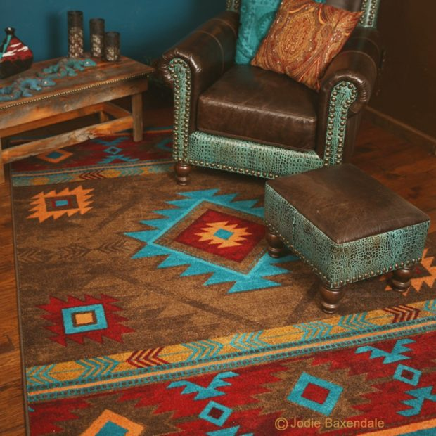 New Interior Design Trend: Southwestern Rugs