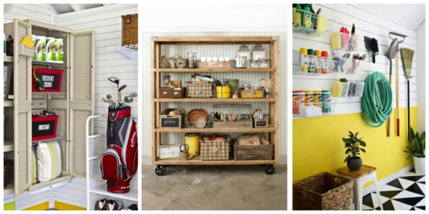 7 Easy Garage Organization Ideas
