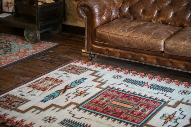 New Interior Design Trend: Southwestern Rugs - Trend, southwestern rug, qualities, interior design, home, history, decorating tips, accessory
