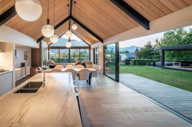 Change the Look and Feel of Your Home! - stacking glass walls, sliding, pocket glass walls, outdoor, natural light, more space, indoor, glass wall, energy savings, bi-fold glass walls, better view