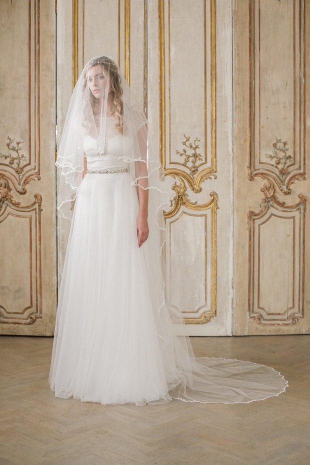 What's on Trends for Wedding Veils?