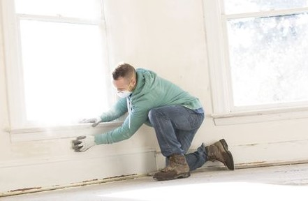 How To Clean Dry Wall Dust - prepare, final, dust, drywall, control, clean up, clean, area
