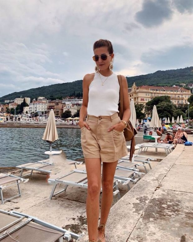 Cool Outfit Ideas for When Shorts Are All You Want to Wear
