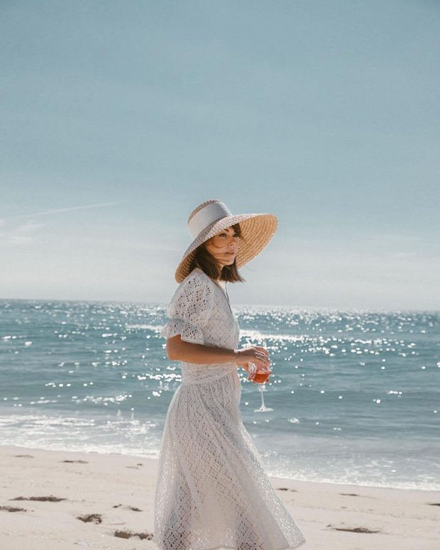 Perfect Beach Outfit Ideas That Go Far Beyond Swimsuits and Sunnies
