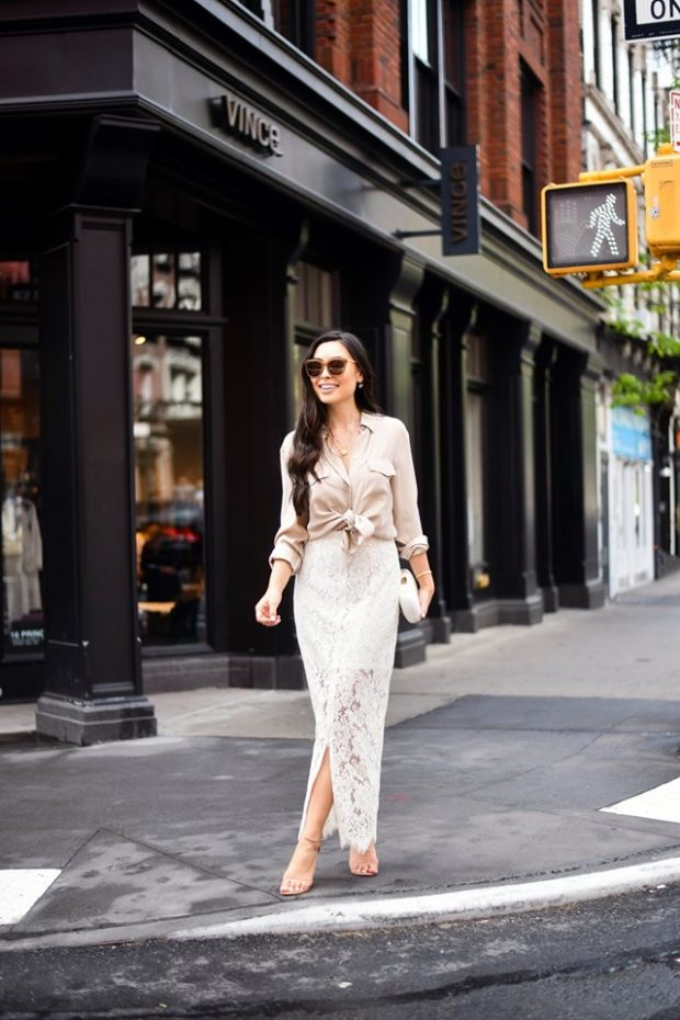 15 Summer Outfit Ideas Easy to Throw On