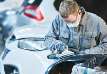 How To Know You Are Getting Proper Body Repairs Done On Your Car - vehicle, test drive, paint, components, cleanliness, car, bodyrepair