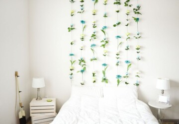 15 Creative and Easy DIY Room Decor Ideas (Part 2) - Room Decor Ideas, DIY Room Decor Ideas, DIY Room Decor, diy bedroom ideas