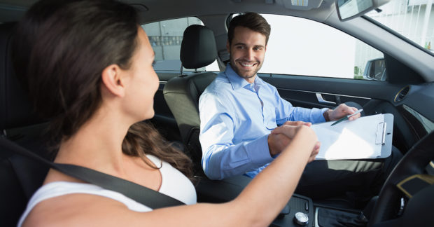 Few Things Often People Forget While Appearing for Driving Test - signals, parking job, mistake, green traffic signal, driving test, distance, curve, condition, check traffic, car, braking, ane changing, advice