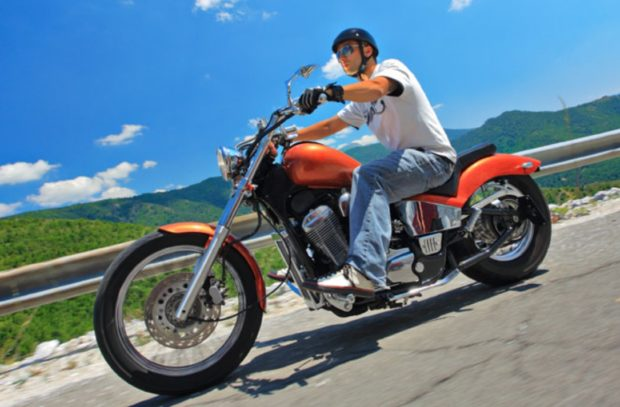 Summer Riding With Motorcycle Casuals