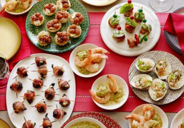 15 Recipes for One-Bite Appetizers - party appetizers, One-Bite Appetizers, One-Bite, Last-Minute Appetizers, Bite Size Recipes, Bite Size Dessert, Bite Appetizers, Appetizers