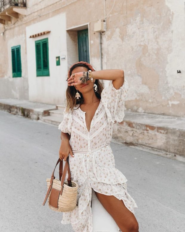 15 Minidresses Youll Want To Live In This Summer