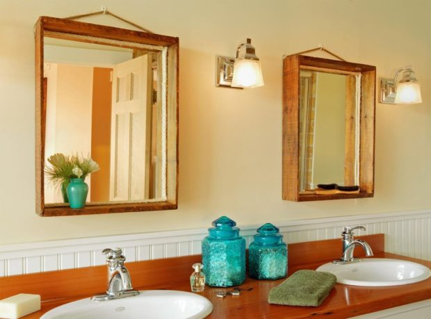 Bathroom Remodel on a Budget in 2019 – Do More Spend Less - wall marks, tiles, shower doors, saving tips, remodel, mirror, faucets, bathroom
