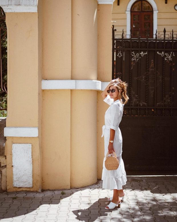 The Best Summer White Dresses to Wear All Season Long