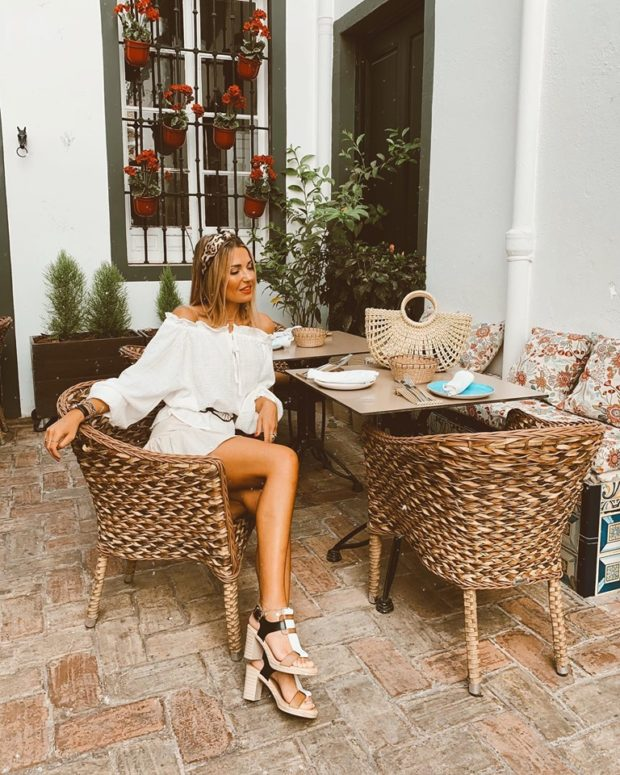 15 Summer Outfit Ideas Inspired by Our Favorite Fashion Girls