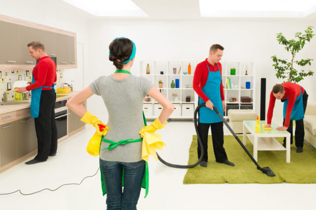 Factors To Consider While Selecting A House Cleaning Company - price, house, experience, credentials, company, cleaning