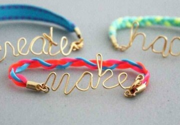 15 DIY Summer Style Friendship Bracelets (Part 1) - DIY Summer Style Friendship Bracelets, DIY Summer Bracelets, diy jewelry, DIY Friendship Bracelets, DIY bracelets