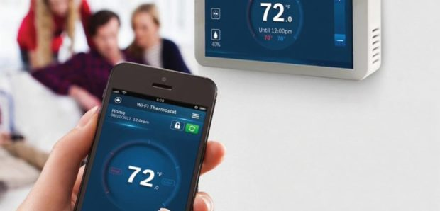 Reasons to Consider Wifi Thermostats over Traditional Ones - wi-fi, user-frindliness, traditional, thermostats, temperature, sensor, heating, cooling, control