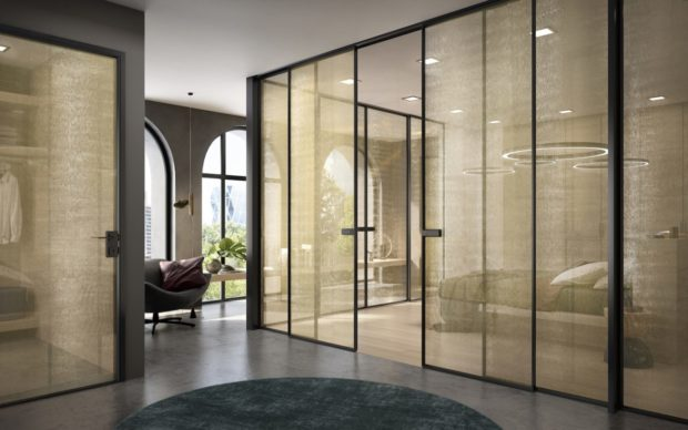 Amazing Benefits Of Commercial Glass Doors - Space, slide, security, rust, rodents, resistan, glass door, durable, customizable, commercial