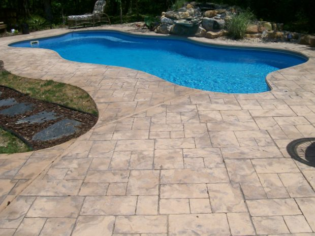 How You Can Use Stamped Concrete on Your Property