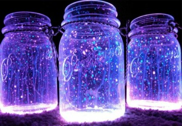 15 Awesome DIY Galaxy Crafts (Part 2) - Galaxy Crafts, DIY Galaxy Crafts, DIY Galaxy