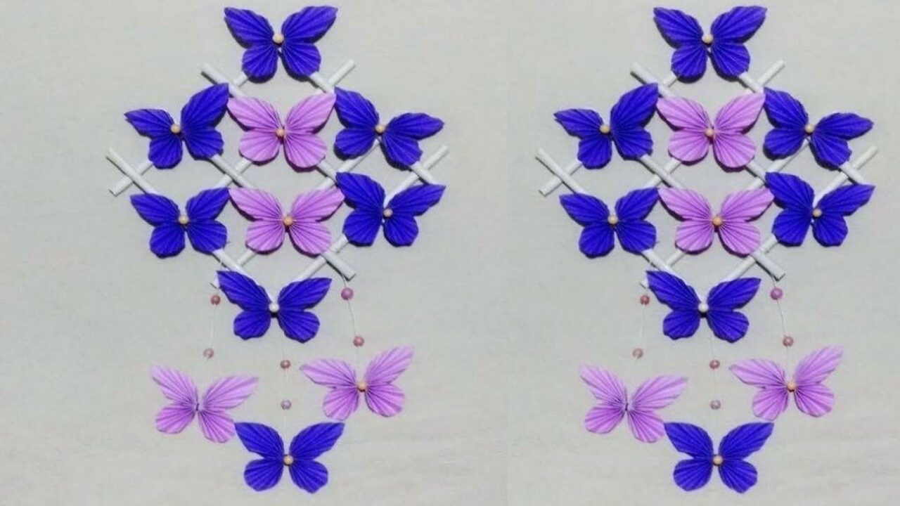 15 Diy Butterfly Crafts For Home Decor Part 2 Style
