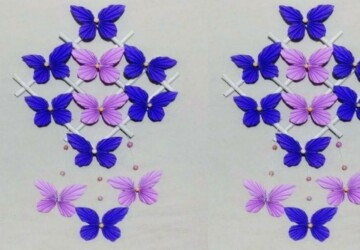 15 DIY Butterfly Crafts For Home Decor (Part 2) - DIY Butterfly Crafts For Home Decor, DIY Butterfly Crafts, DIY Butterfly