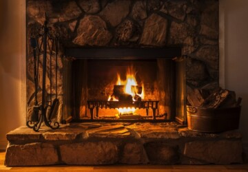What to Know When Choosing a Stone for Your Fireplace - travertine, stone, slate, quartz, Marble, limestone, granite, fireplace