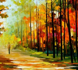 15 Beautiful Nature Paintings - paintings, Nature Paintings, nature