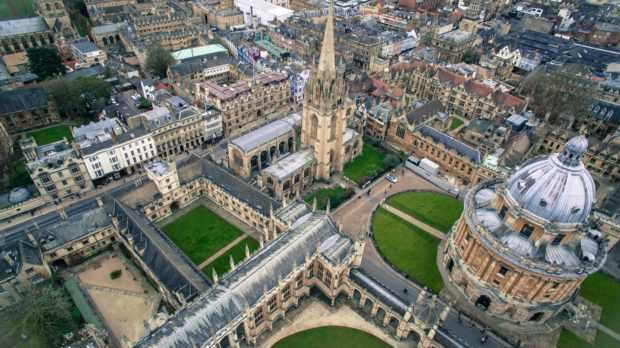 Top 5 Historic Universities in the UK with Beautiful Architecture