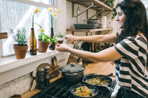 A New Era in the World of Food - service, meal kits, home-cooked meal, food, delivery