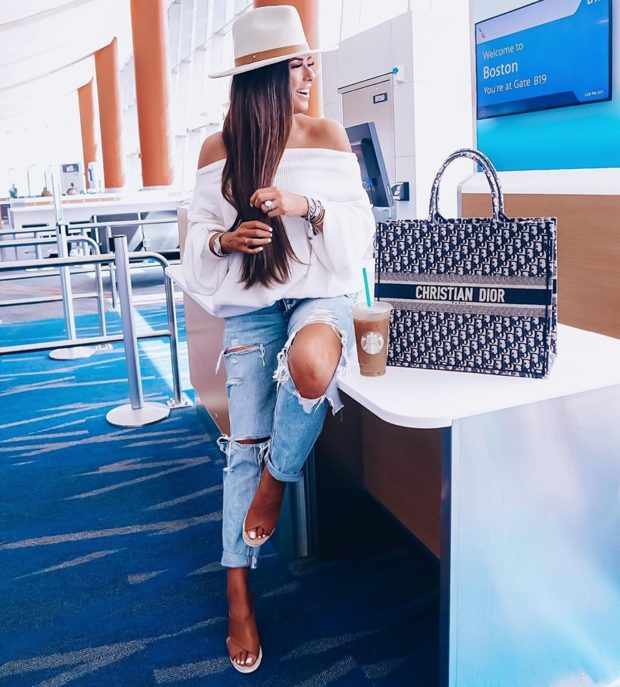 Casual Outfits Ideas Using All Your Favorite Jeans Styles