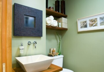 Transform Your Bathroom With DIY Decor- 15 DIY Projects (Part 2) - DIY Bathroom Ideas, bathroom