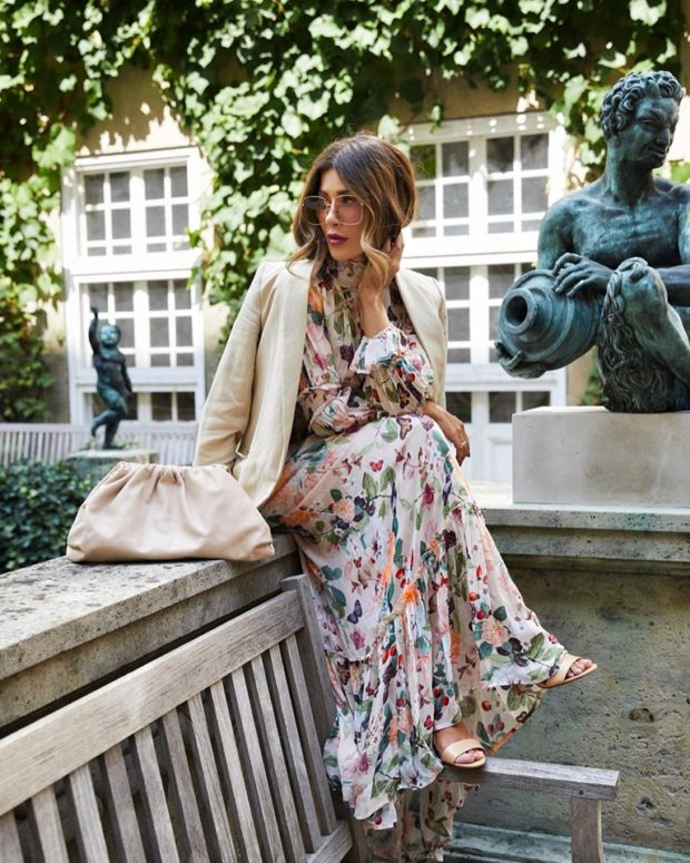 15 Maxi Dresses Perfect for The Last Summer Days