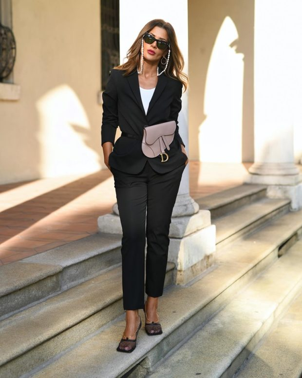 15 Cute Summer to Fall Work Outfits — What to Wear to the Office