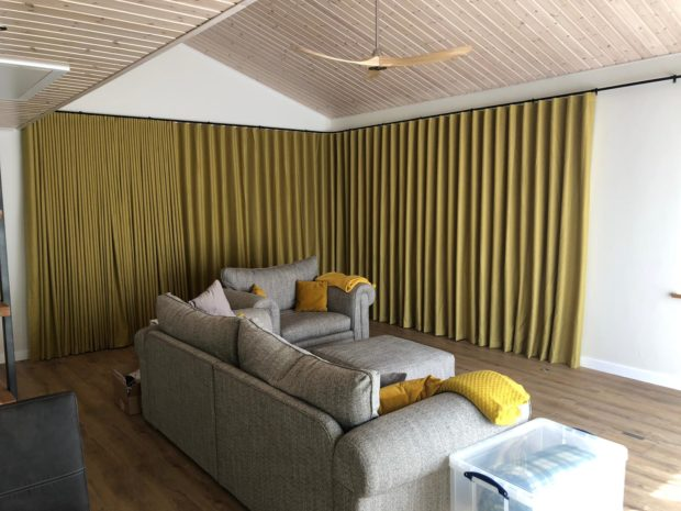 Effective Way to Make Your Home Look Like A Luxury Hotel - sunlight, luxury, hotel, home, curtain